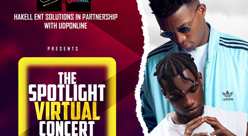 Kofi Kinaata, Herbyboi listed for The Virtual Spotlight Concert on August 8