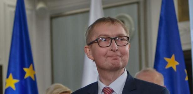 Artur Górski, poseł PIS, przewodniczący Rady Służby Publicznej