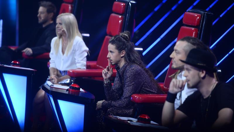 "Jurorzy 8. edycji ""The Voice of Poland"""