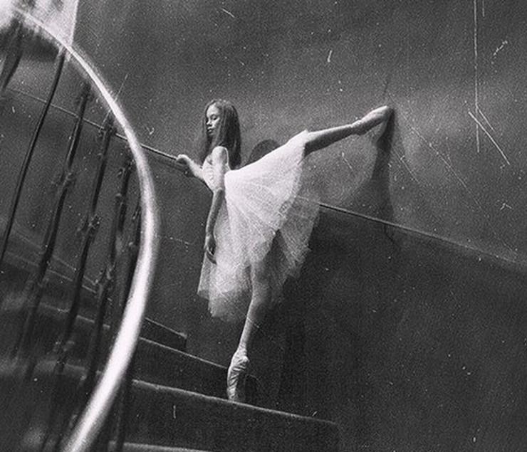 jana čerepanova balerina