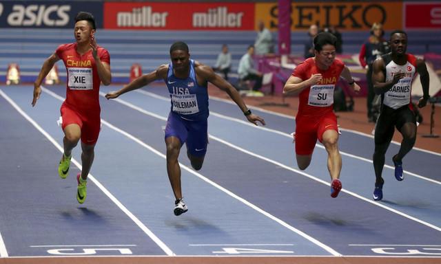 Kristijan Kolmen na dvoranskom šampionatu sveta