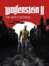 Okładka: Wolfenstein II: The New Colossus