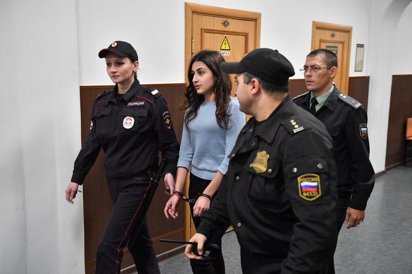 Kristina, Angelika i Maria Chaczaturian