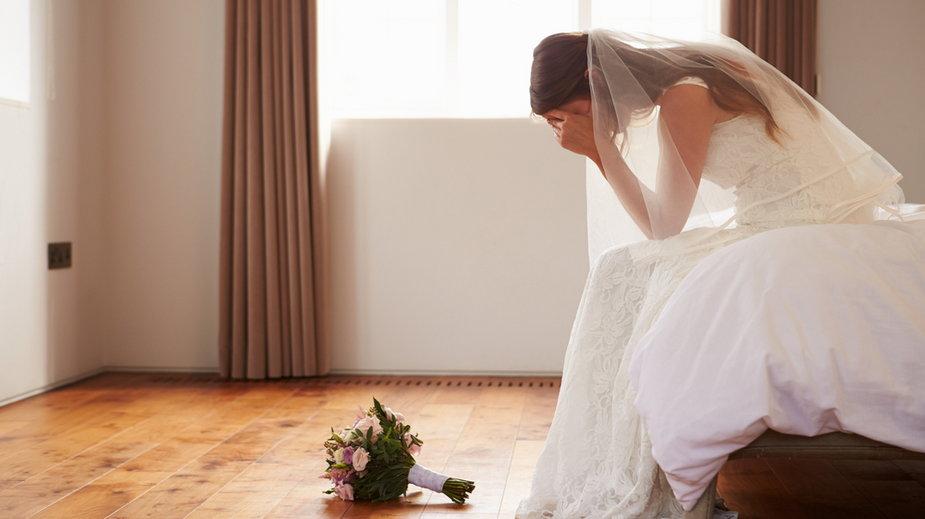 W przedślubnych przygotowaniach łatwo stracić głowę