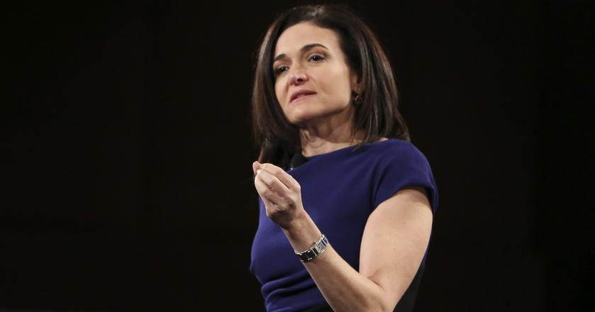 Sheryl Sandberg podczas rekrutacji szuka przede wszystkim umiejętności, a nie doświadczenia