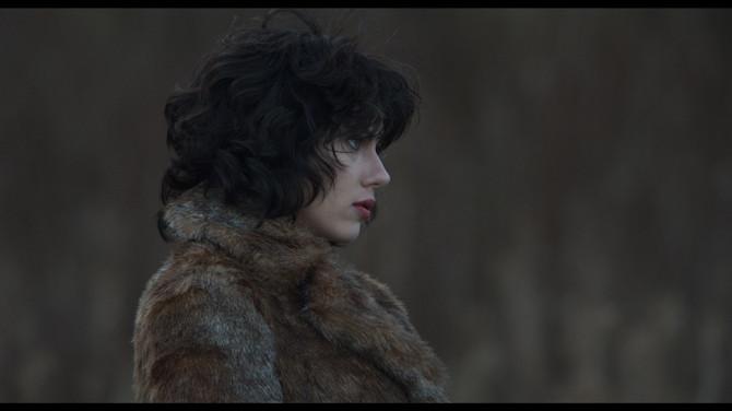 Skarlet Johanson u filmu Under the Skin