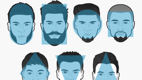 This is the best beard style for every face shape