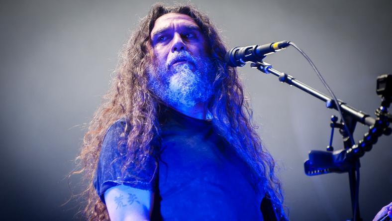 Slayer na Jarocin Festiwal 2016