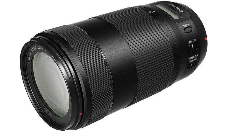 Canon EF 70-300mm