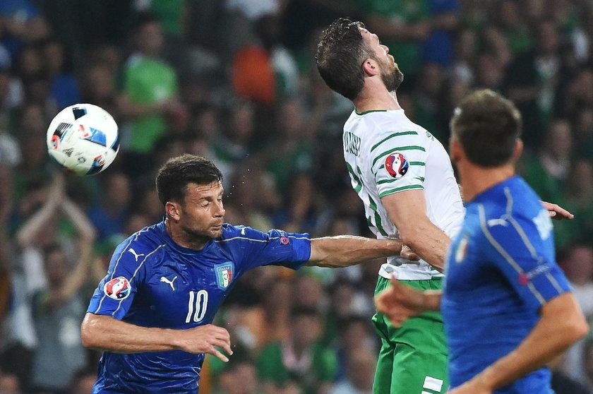 Włochy – Irlandia 0:1