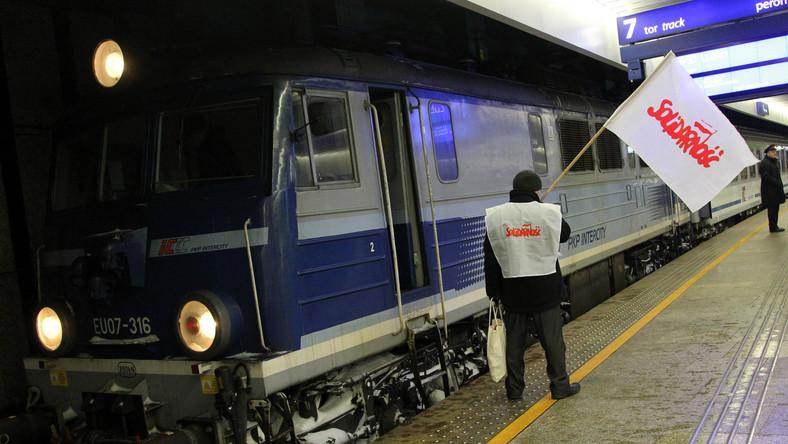 Nie będzie strajku na kolei. Jest porozumienie z zarządem PKP