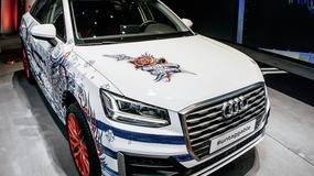 Audi Q2 w stylistyce autorstwa Jeana Paula Gaultiera