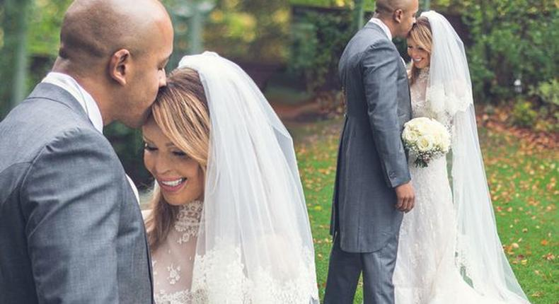 32-yr-old Piper who said 'I do' in the presence of family and close friends, revealed that marrying Sutton has been one of the best days of her life, second only to the birth of their 19-month-old daughter, Belle