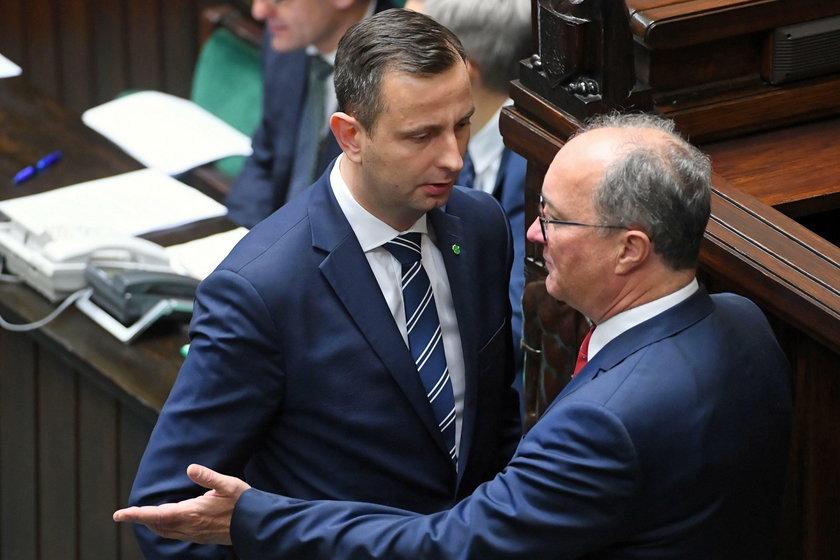 Pierwsze posiedzenie Sejmu