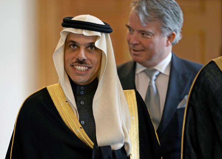 Fejsal bin Farhan al Saud, novi ambasador Saudijske Arabije u Nemačkoj