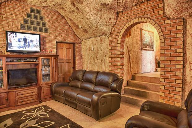 Podziemne mieszkanie w Coober Pedy