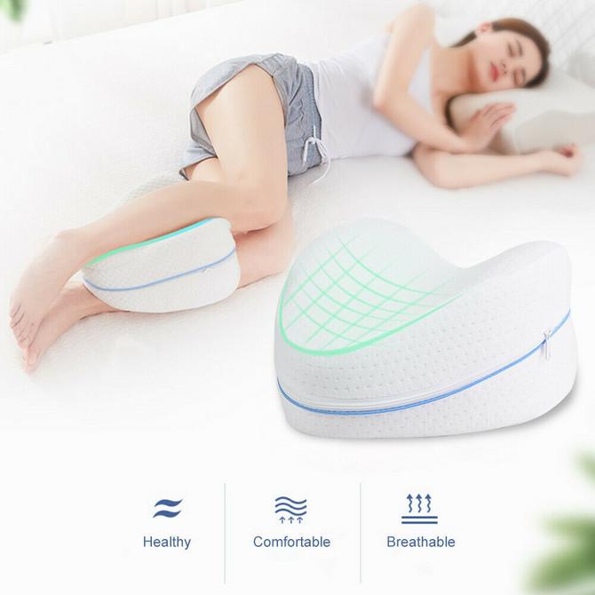 Rešite se bolova u leđima uz ortopedski jastuk za noge