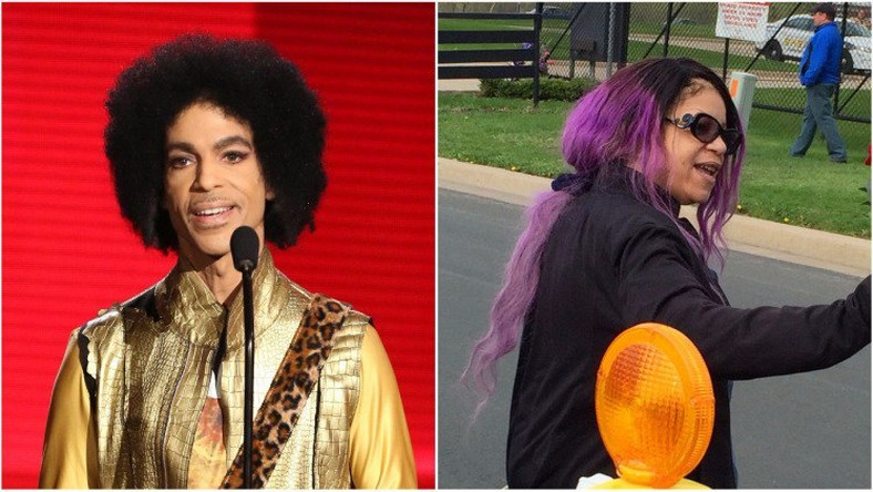 Prince Late singer's sister could inherit £550million fortune