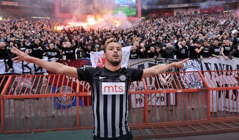 Junak Partizana: Leonardo je sa dva gola slomio Zvezdu