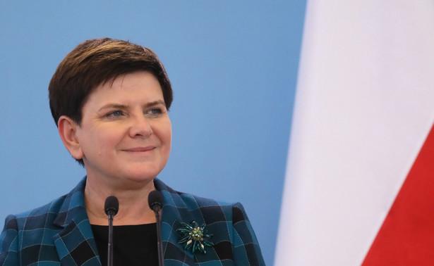 Premier oświadczyła, że rząd PiS zrealizuje zmiany, na które oczekują Polacy