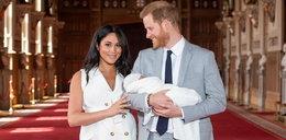 Syn Meghan i Harry'ego bez tytułu książęcego! Dlaczego!?