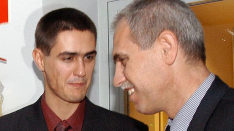 Tobias Solorz (z lewej) jest prezesem spółki Spartan Capital Holding, która formalnie kupiła Polkomtel