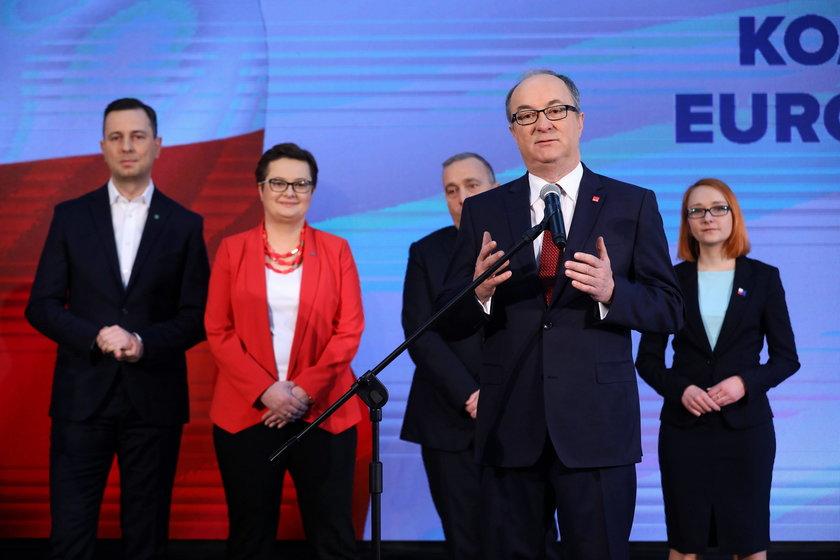 Koalicja Europejska stała się faktem