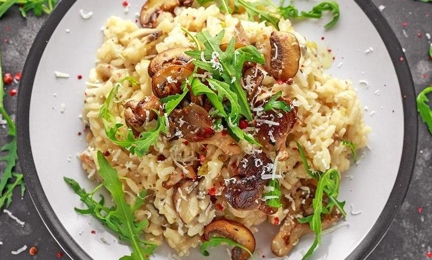 Ryż jest niezastąpiony w wielu daniach