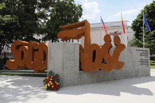 'Solidarność' zawiadomiła prokuraturę: Pomnik odsłonięty w Warszawie jest bezprawny