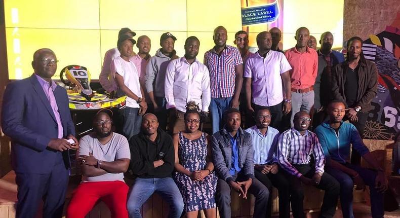 Johnnie Walker unveils top 20 teams for the Kenya racing festival