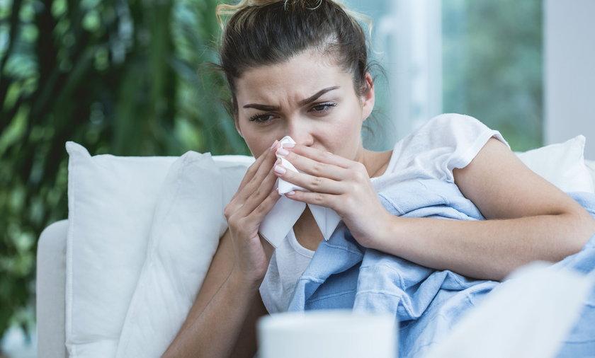 Przeziębienie chroni przed COVID-19? Obiecujące wyniki badań