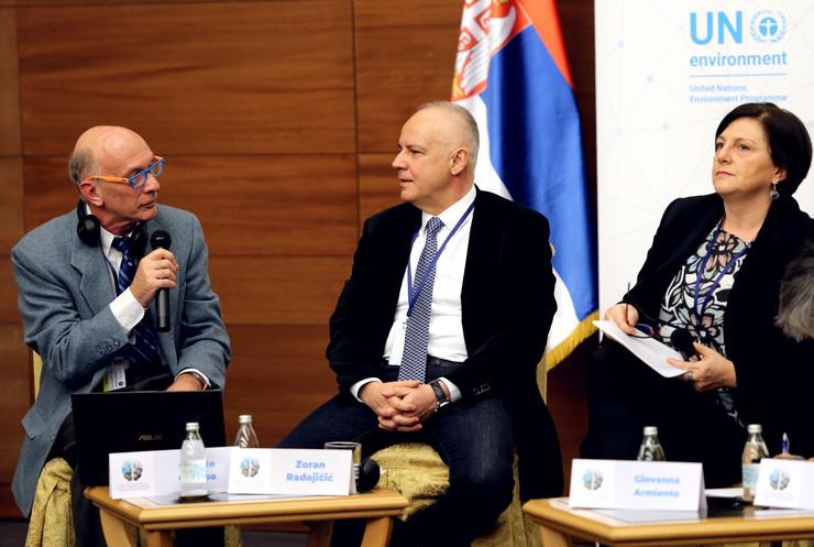 """Konferencija """"Inovativna rešenja za problem zagađenja u Jugoistočnoj i Južnoj Evropi"""""""
