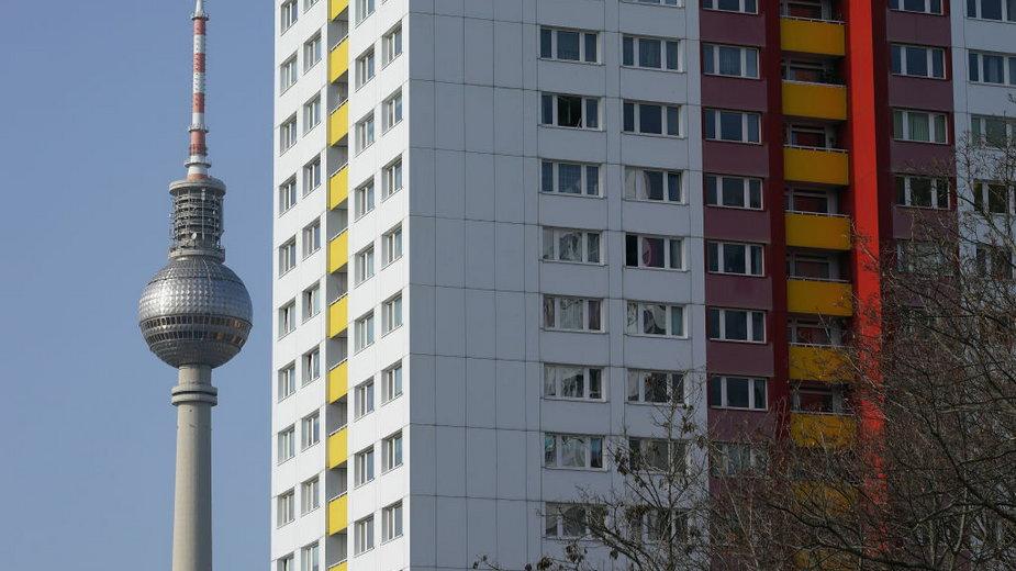 Berlin zagłosował za wywłaszczeniem gigantów nieruchomości.
