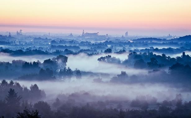 Kraków, smog