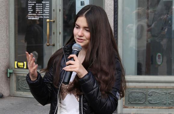 Biljana želi da se bavi humanitarnim radom