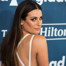 """Lea Michele już tak nie wygląda. Aktorka serialu """"Glee"""" przefarbowała włosy"""
