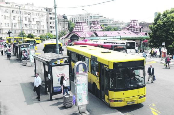 Autobusi će ići obilaznim trasama