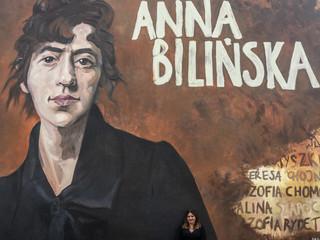 Sylwia Zientek: Polskie malarki zostały skazane na zapomnienie [WYWIAD RIGAMONTI]