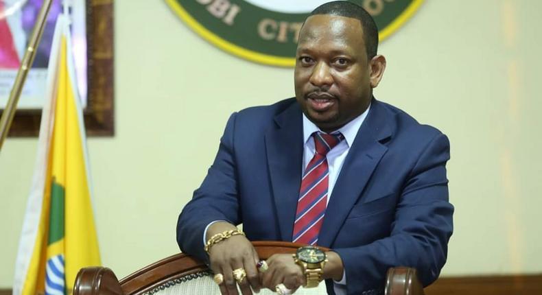 Ex-Nairobi Governor Mike Sonko
