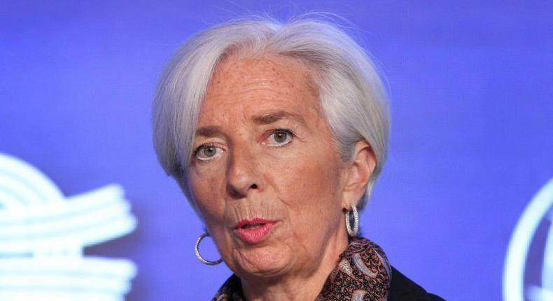 IMF chief Christine Lagarde insisted that she has high hopes, especially regarding trade, after the G20 pointed to growing confidence about a global economic recovery
