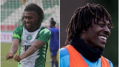 Alex Iwobi says NFF have asked him about Ebere Eze in their attempt to get foreign-born players to commit to Nigeria