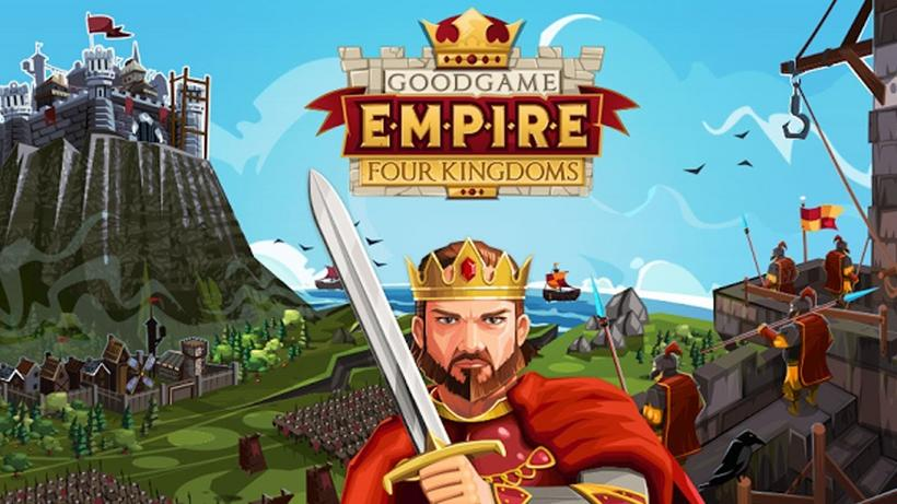 gameplanet Empire: Four Kingdoms