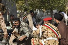 Iran, vojna parada