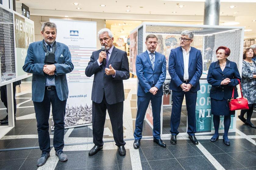 """Wystawa """"Historia krakowskiego sportu"""""""