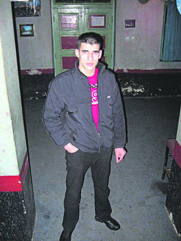Vozač Stojan Nikolov