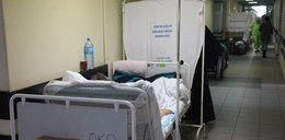 Dramat. Szpitale są tak biedne, że nie płacą składek na ZUS