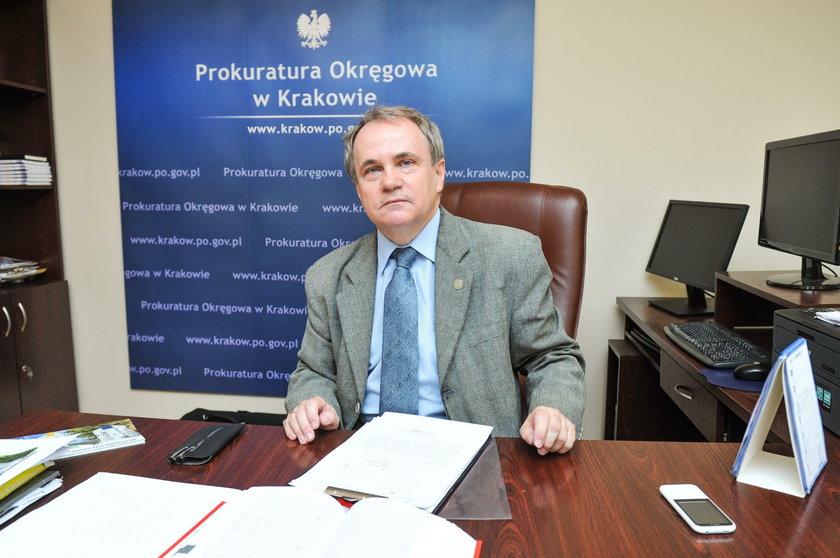 Niemowlę zmarło w szpitalu w Krakowie
