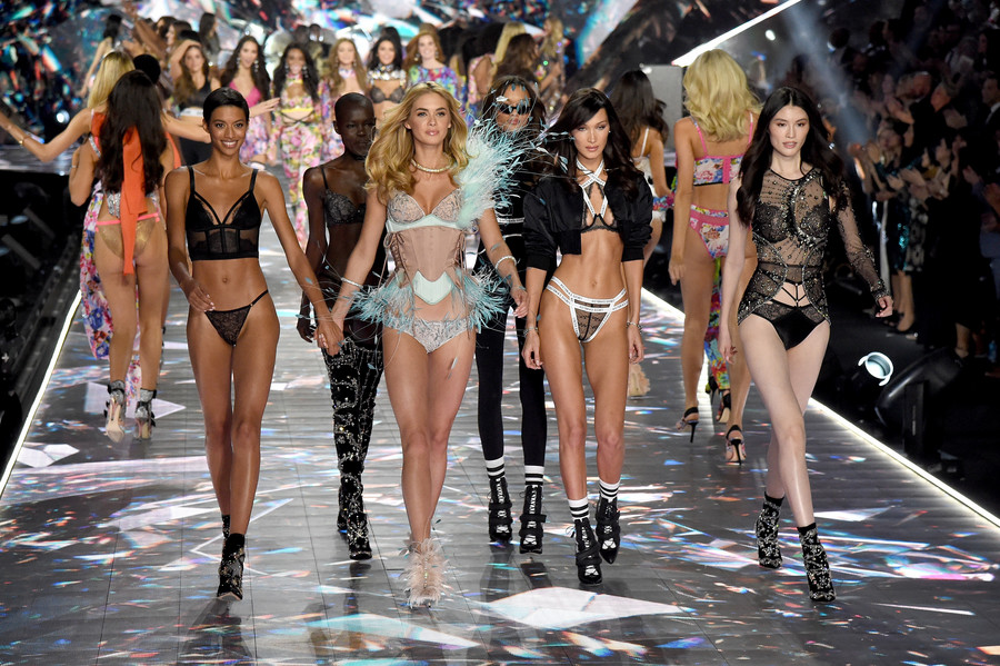 Victoria's Secret 2018 / Kevin Mazur / GettyImages