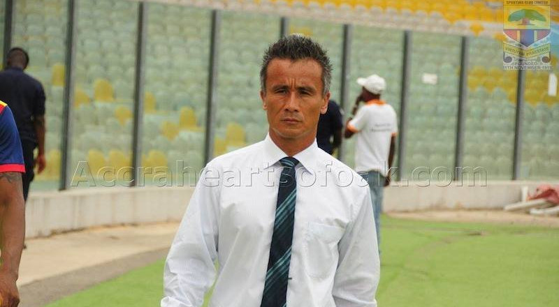 Former Hearts coach Kenichi Yatsuhashi reveals being contacted for Great Olympics job