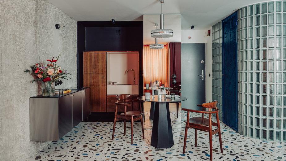 Eklektyzm z nutą vintage. Zaglądamy do niezwykłego mieszkania w centrum Katowic!